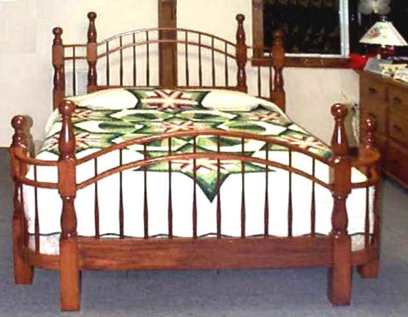 Queen Size Measurements Headboard 55H Footboard 40 H Bed Width At Widest Point 6675