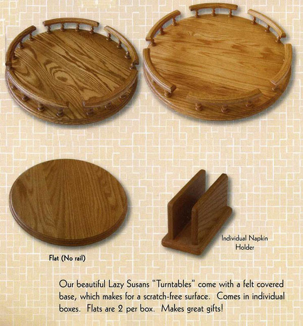 Amish Peddler | Custom Handcrafted Amish Furniture